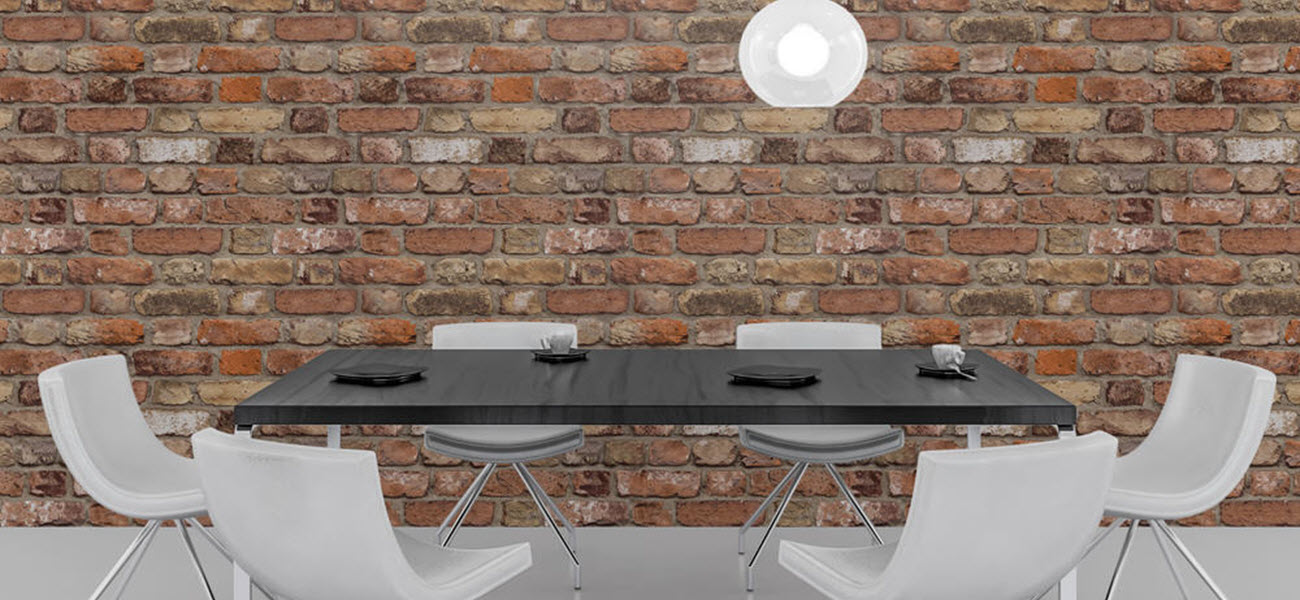 brick and table13 x 6